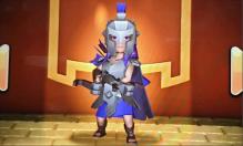 Gladiator Queen Skin Clash of Clans