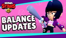 Brawl Stars November 2019 Balance Changes Update