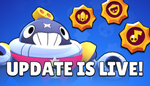 Brawl Stars June 2019 Update