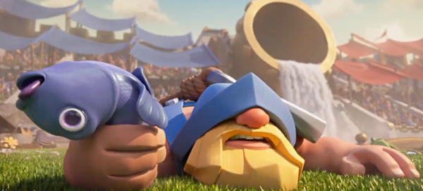 New Legendary Card Clash Royale July Update