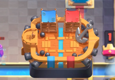 Fisherman's Float Arena Clash Royale