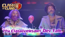 Clash of Clans 7th Clashiversary Update