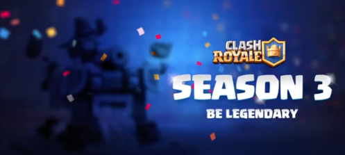 Clash Royale Season 3 Update