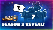 Clash Royale Season 3 September Update