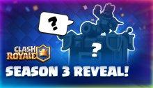 Clash Royale Season 3 September Update