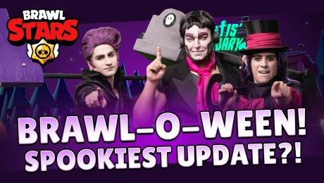 Brawl Stars October 2019 Update