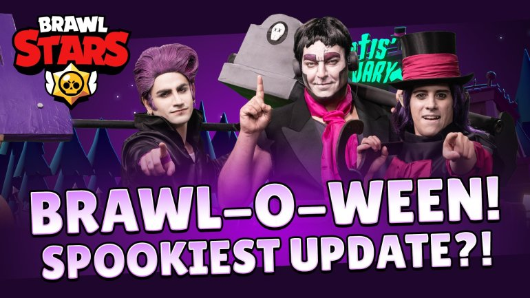 Brawl Stars October 2019 Update