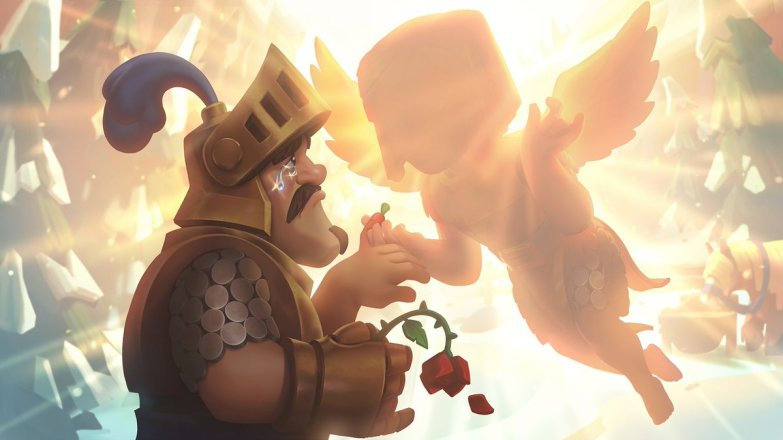 New Healer Card Clash Royale Update