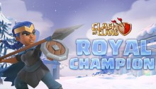 Royal Champion Clash of Clans Town Hall 13 Update