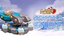 New Scattershot Defense TH13 Clash of Clans Update