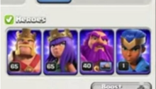 New Hero Leaked Town Hall 13 Clash of Clans
