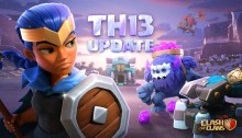 Town Hall 13 Clash of Clans Update