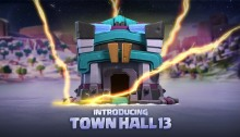 Town Hall 13 Update Clash of Clans